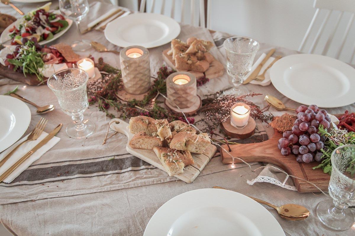 stół na przyjęcie