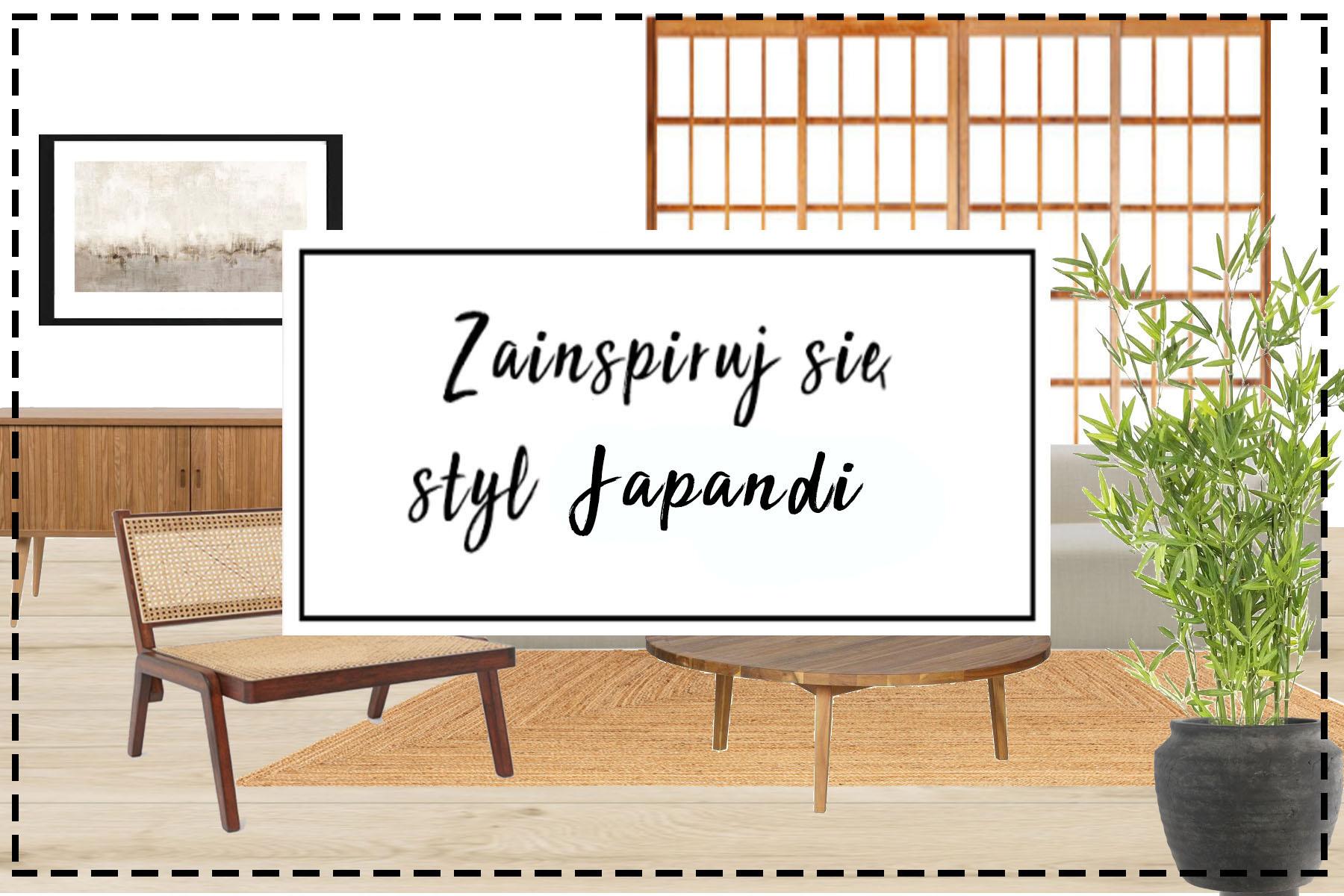 styl japandi