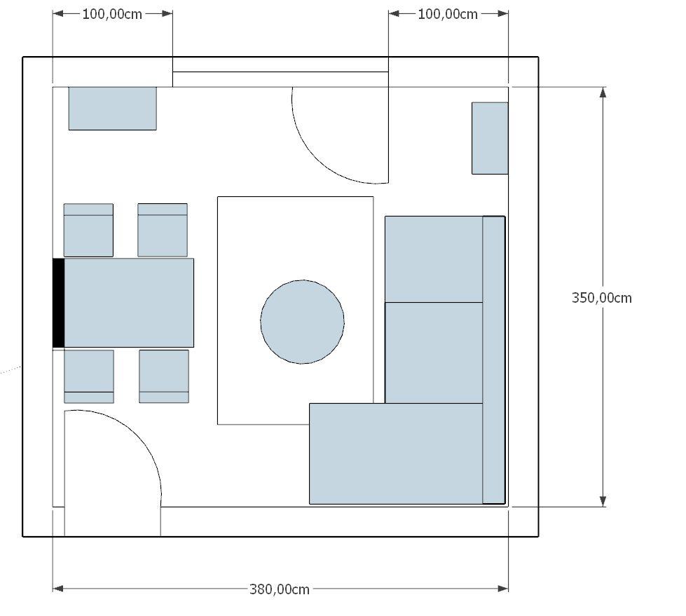 jak zaplanować układ funkcjonalny wnętrza